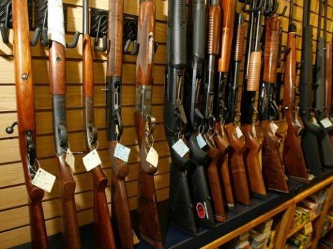 Californians Buying Guns at Record Rates