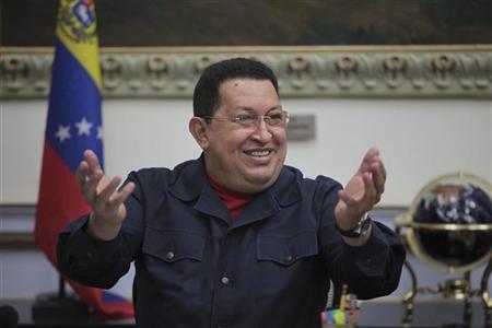 Chavez Cancer Returns, Names Successor