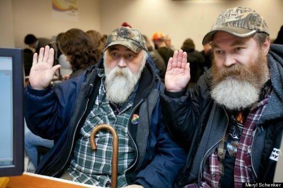 Wedding Bells in Washington State for Same-Sex Couples Today