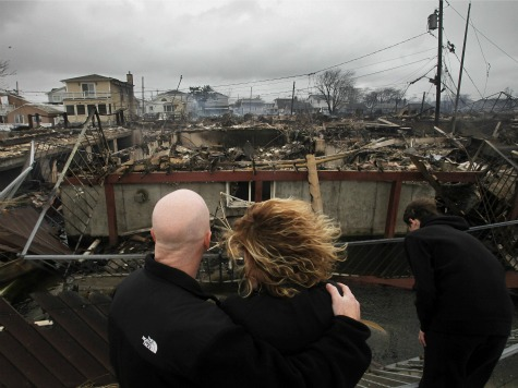 NYC Housing Authority Slow to Help Victims of Sandy