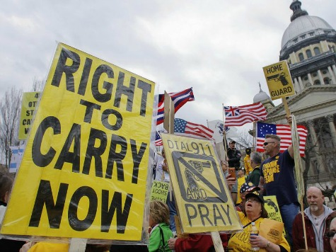 Newsweek: 'Public Support for Gun Control at a Record Low'
