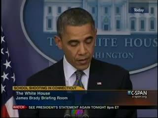 Is Obama Already Politicizing Sandy Hook Shooting?