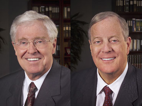 Unions in Michigan Target Koch Brothers