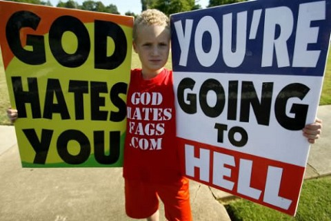Sickening: Westboro Baptist to Protest Funerals of Connecticut Shooting Victims