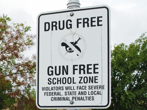 No Co-Sponsors for Bill to Repeal 1990 Gun-Free Zone Act