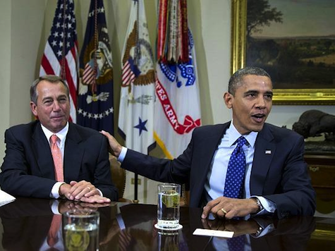 Obama's New Fiscal Cliff Offer: Tax Hikes on $400K, 2-Year Debt Ceiling Extension