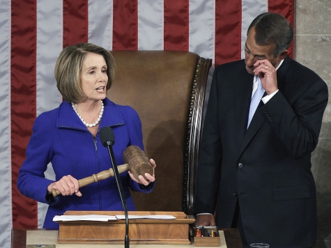 Huelskamp: Boehner Dusting Off Pelosi Plan Will Jeopardize GOP in 2014
