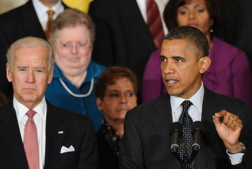 Biden to head panel on gun violence