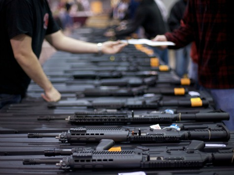 Obama, Feinstein Push Laws That End Gun Shows, Not Public Shootings