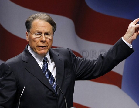 Wayne LaPierre to Obama: 2nd Amendment Protects God-Given Rights