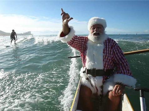 Santa Wins Reelection at North Pole, Declares Mandate to Tax Reindeer