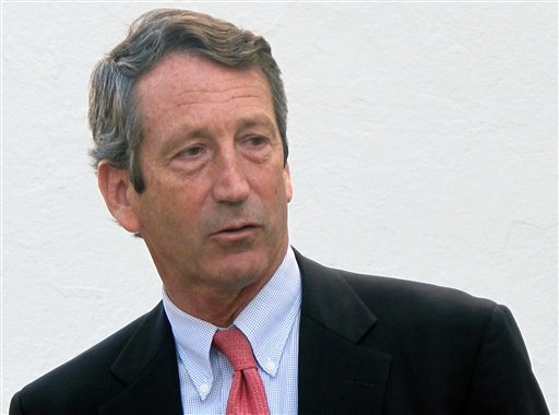 Ex-SC Gov Sanford eyes return to Congress