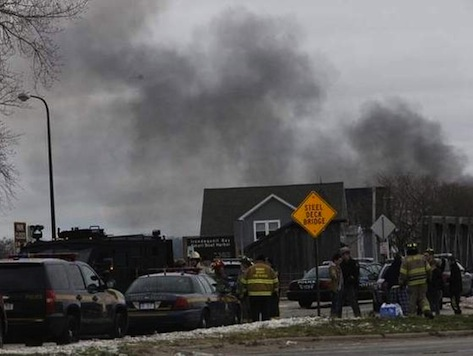 4 Firefighters Shot, 2 Killed in Heavily Gun Controlled Upstate NY