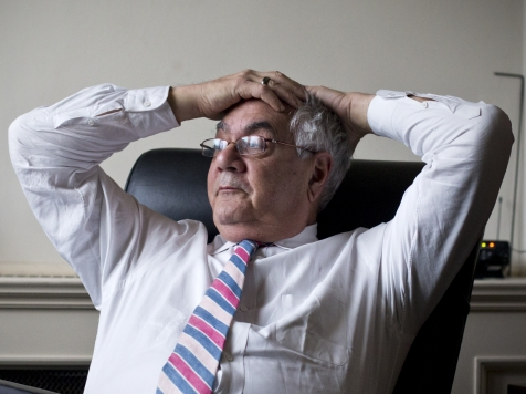 Barney Frank Not Ruling Out Kerry's Senate Seat