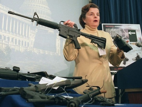 Sen. Feinstein's 'Assault Weapon' Ban Really Handgun Ban