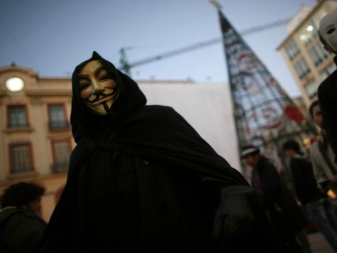 Anonymous Threatens to Take Down Manteca, CA Police Website