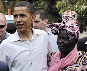 Report: Israeli Doctors Treat Obama's Grandmother