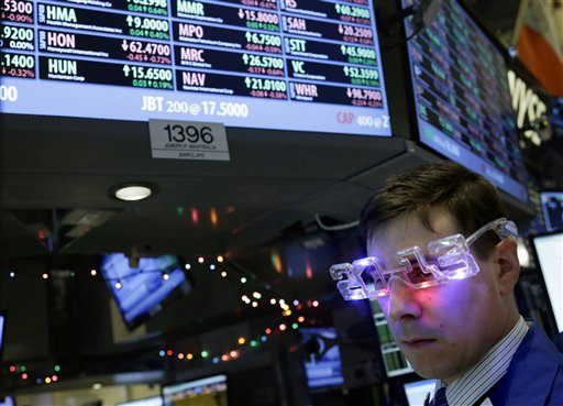 Stocks Turn Up on Hints of 'Fiscal Cliff' Deal