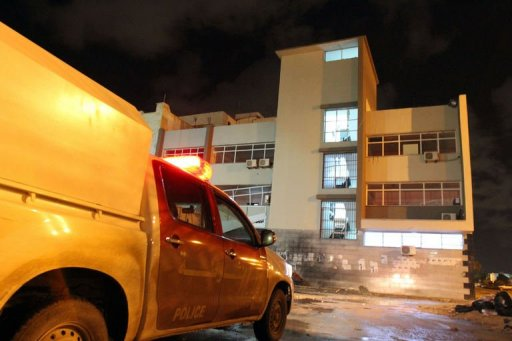 Bomb Hits Prosecutor's Office in Libya's Benghazi