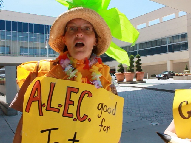 Google, Facebook Pull Out of ALEC