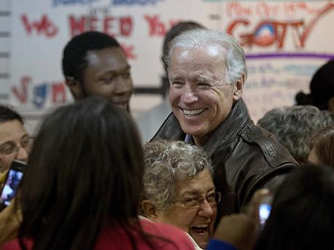 Biden to CO Volunteers: You Have Best Ground Game in 'History'