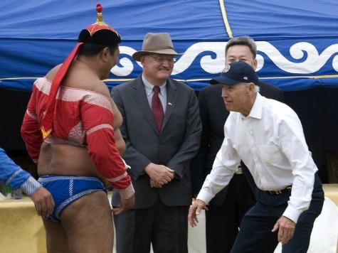 Obama.com Owner Part of U.S. Delegation on Biden's 2011 China Trip