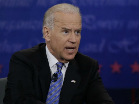 Bully Biden Proves Obama's Got Nothing