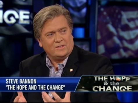 Sean Hannity: Stephen K. Bannon's 'The Hope and The Change' 'Most Powerful Documentary I've Ever Seen'