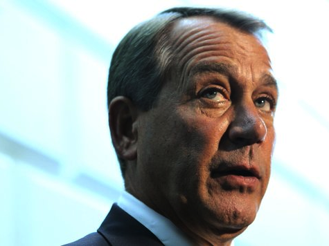 Boehner Denies Purge List