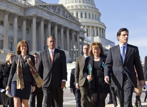 House GOP Fumbles 2013's Opening Kickoff
