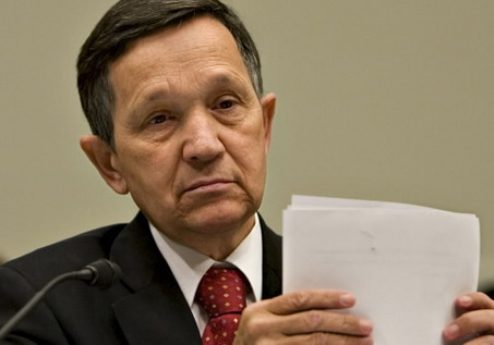 Kucinich: Chained Consumer Price Index Will Force Seniors To Eat 'Cat Food'