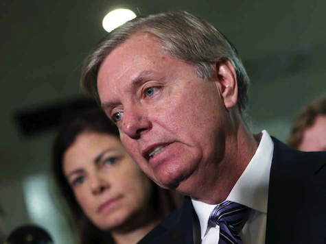 Sen. Graham: Special Counsel Needed to Investigate IRS Scandal