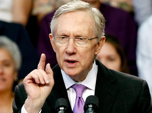 Reid Calls on Romney to Release Taxes in Email, Starts Petition
