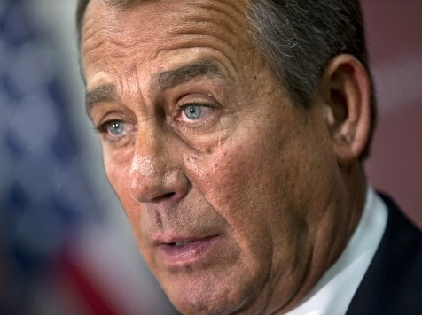 Only 16 Members Can Unseat Boehner, Group Says