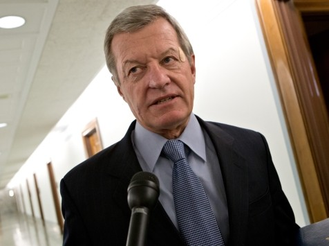 Baucus: Fiscal Cliff Deal Will Include over $1 Trillion in New Revenues