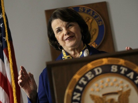 Sen. Feinstein in 1995: 'I know the urge to arm yourself because that's what I did'