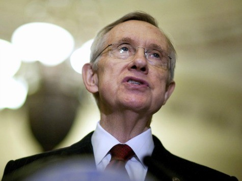 Sen. Reid Taken to Hospital After Vegas Car Crash