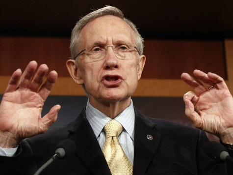 Harry Reid: 'We'll Raise' Debt Ceiling by $2.4 Trillion