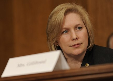 Senate Blocks Gillibrand Sex Assault Bill