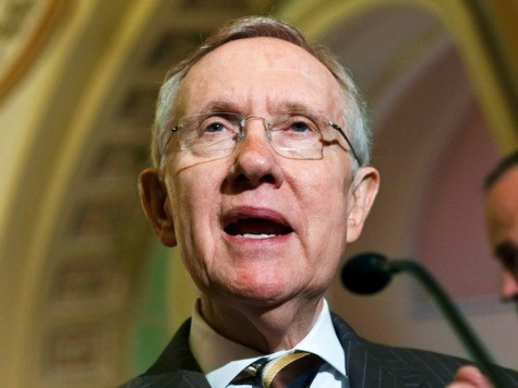 Reid Misquotes Romney Campaign on Immigration Policy