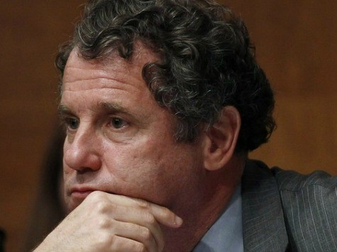 Sherrod Brown Uses Historically Antisemitic Phrase Against Jewish Opponent