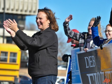 Deb Fischer: Mama Grizzly Goes To Washington