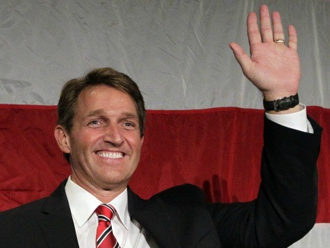 Sen. Jeff Flake Agrees with Jeb Bush's 'Act of Love' Remarks on Illegal Immigration