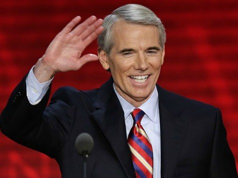 Rob Portman: Obama's Critics Moved by 'Frustration,' Not Racism