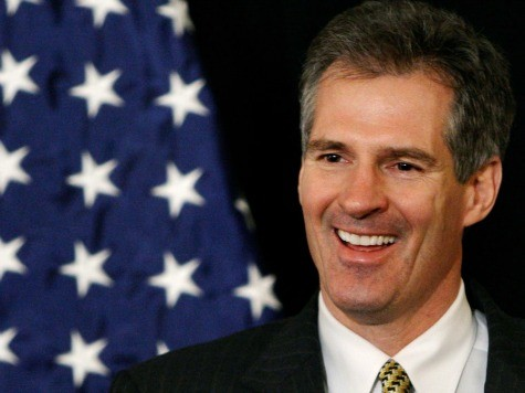 Exclusive — Scott Brown: Obama's Efforts To Grant Executive Amnesty 'Makes No Sense'