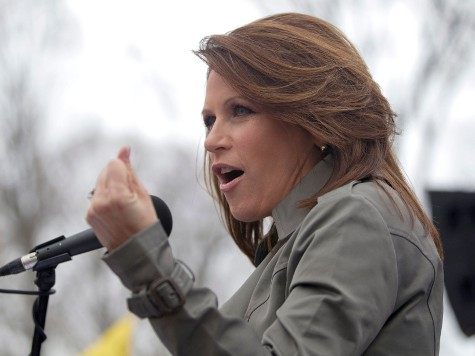 Rep. Michele Bachmann Will Not Run for Re-Election