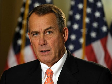 Secret Ballot Could End Boehner's Speakership