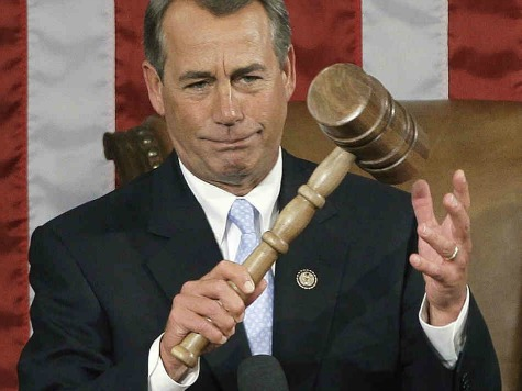Huelskamp: Though GOP Leadership Caving, Boehner Safe as House Speaker