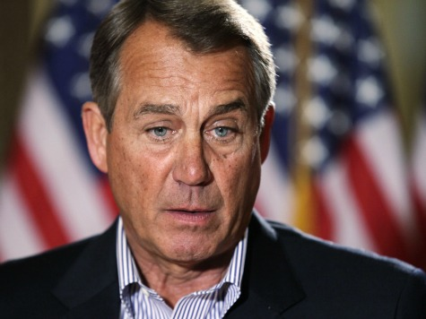 Local GOP Pushes Powerful Congressman to Oppose 'Treasonous' Boehner