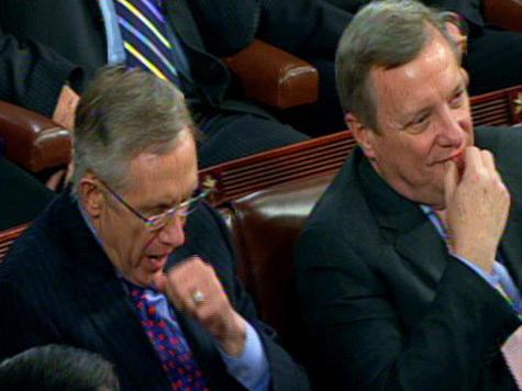 Senate Leaders Race to Cut a Deal